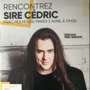 Rencontre - Dédicaces Sire Cédric