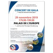 Concert de Gala : Forum international de la jeunesse