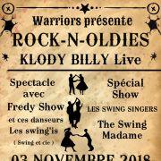 Rock-N-Oldies Night