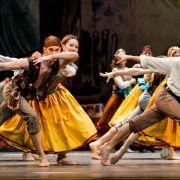 Le Corsaire - Retransmission du ballet