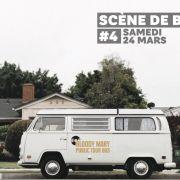 Scène de Bus #4 - Claire Faravarjoo + Julien Bouchard