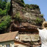 Découverte du village de Graufthal et des maisons des rochers