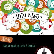 Loto Bingo animé par James Bund