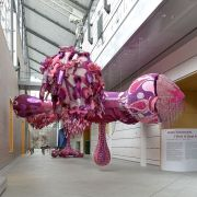 Visite de l\'exposition « Joana Vasconcelos, I want to break free »