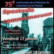 Spectacle commémoratif 75 ans de la Libération