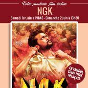 Film Indien : NGK
