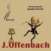 Opérettes de Jacques Offenbach : Fleurette et Pomme d\'Api