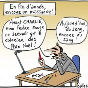Profession : dessinateur de presse