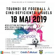 Tournoi international Cécifoot