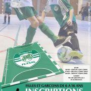 Lancement des inscriptions Futsal
