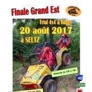 Finale Grand Est de Trial 4x4