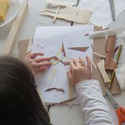 Atelier parent-enfant : Marqueterie