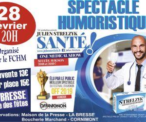 Julien Strelzyk : Santé !