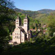 Visite flash : L\'Abbaye de Murbach