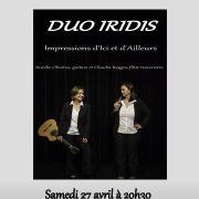 Duo Iridis - Impressions d\'Ici et d\'Ailleurs