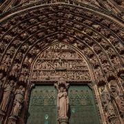 La cathédrale vue de l\'extérieur
