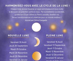 Méditation : Pleine Lune