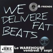 We deliver fat beats