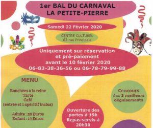 1er Bal du Carnaval
