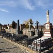 Les cimetières de Soultz