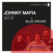 Johnny Mafia + Blue Orchid