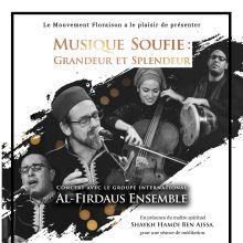 Al Firdaus Ensemble : Musique Soufie, Grandeur et Splendeur