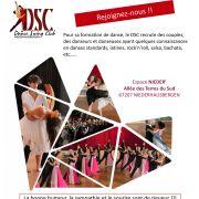 Recherche de Couples de Danseurs pour une Formation de Danse