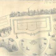 Les jardins des industriels Schlumberger