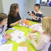Visites-ateliers pour les 7-12 ans : Insectus comicus