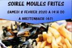 soiree moulesfrites