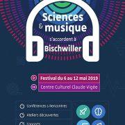 Festival Sciences et musique s\'accordent à Bischwiller