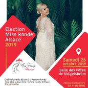 Miss Ronde Alsace 2019