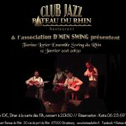 Favino Lorier / Ensemble Swing du Rhin