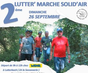 Lutter\' Marche Solid\' Air