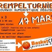 Grempelturnier - Tournoi humoristique de basketball