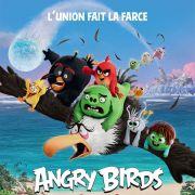 Avant-première Ciné Cool : Angry Birds, copains comme cochons