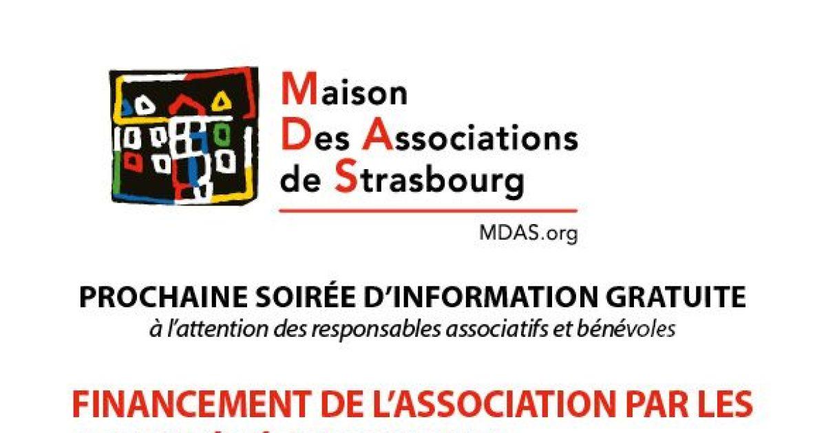 Financement de l 39 association par les activit s conomiques for Maison de l emploi strasbourg