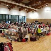 Bourse aux vêtements et articles de puériculture