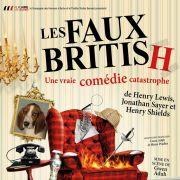 Les Faux British - Molière 2016 de la Comédie