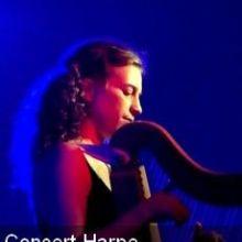 Concert Harpe : Sara Buffler