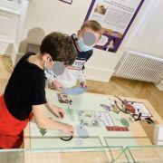 Ateliers familles : renc\'Art des mômes