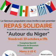 Repas Solidaire du Secours populaire
