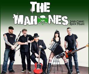 The Mahones (celtic rock) + FFR (celtic fiesta)