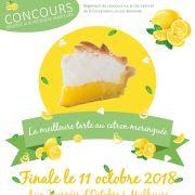 Concours de la Meilleure Tarte au Citron Meringuée
