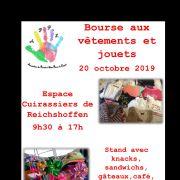 Bourse aux jouets et vêtements d\'enfants à Reichshoffen-Nehwiller