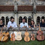 Festival Voix et Route Romane - Comet Musicke