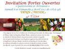 Porte ouvertes gastronomie et artisanat