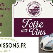 Foire Aux Vins ADAM-Boissons