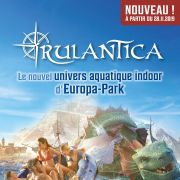 Ouverture de « Rulantica – Le nouvel univers aquatique indoor d'Europa-Park »