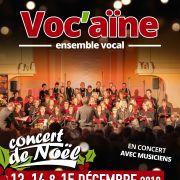 Concert de Noël de Voc\'aïne